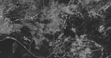 Este día se pronostican temperaturas máximas de 27C a 30 en Yucatán