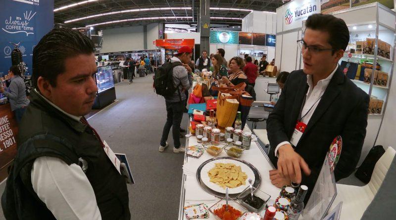 Empresas representan a Yucatán en Expo Café y Gourmet