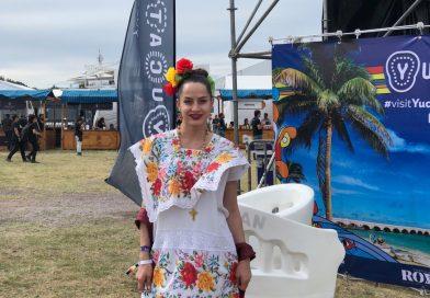 Yucatán conquista a los tapatíos en el Festival Roxy