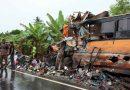 Choque de frente entre dos  autobuses deja 65 muertos  en Ghana