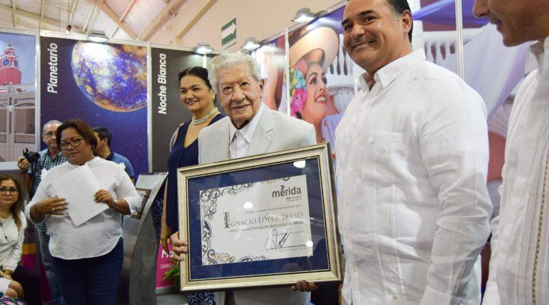 FILEY, sede del reconocimiento  a la trayectoria artística de  Ignacio López Tarso