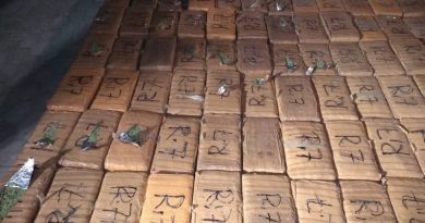 Semar asegura cerca de  media tonelada de droga en BC