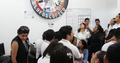 Fiscalía abre sus  puertas a estudiantes