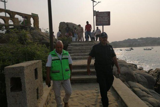 Hallan cuerpo de menor que fue arrastrado por  ola en Oaxaca