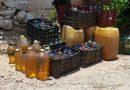 FGR detiene a cinco personas,  asegura hidrocarburo  y carbón vegetal