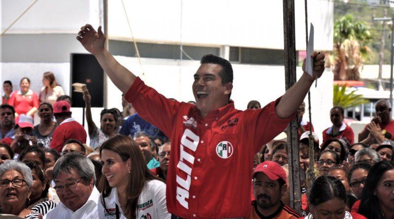 En el PRI tenemos todo para  volver a ganar: Alejandro Moreno