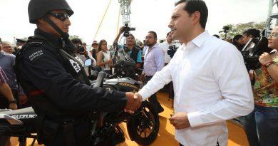 Sociedad y Gobierno trabajan  juntos en favor de la seguridad
