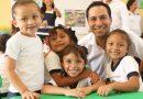 Se destinarán más de 120 millones  de pesos para mejorar la  infraestructura escolar
