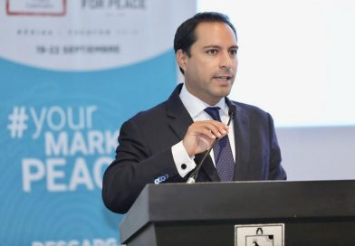 El Gobernador presenta amplio abanico de actividades para la Cumbre Mundial de los Premios Nobel de la Paz