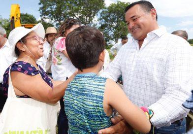 El alcalde Renán Barrera presenta el proyecto Gran Pulmón Verde de Mérida Ya´axtal