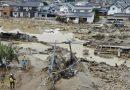 """Suman 56 muertos tras el paso  del tifón """"Hagibis"""" por Japón"""