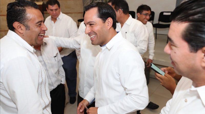 En Yucatán se continuará invirtiendo  en obra pública e infraestructura