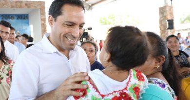 Mauricio Vila realiza  extensa gira de trabajo