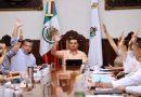 Renán Barrera aprueba el  proyecto del Presupuesto  de Egresos
