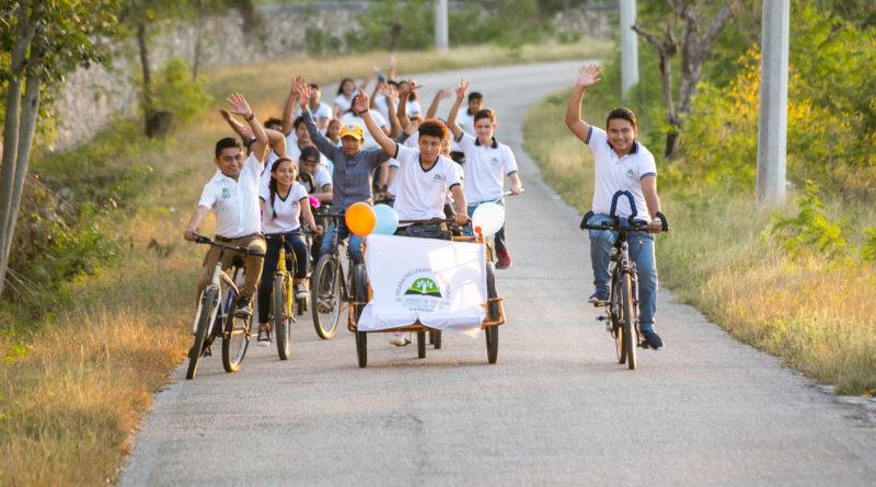 Jóvenes de Telebachillerato apoyan desarrollo de sus comunidades