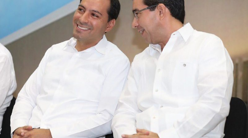 Sector empresarial y sociedad civil respaldan trabajo de Mauricio Vila