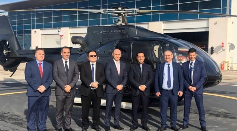 Airbus instalará en Yucatán  una escuela de pilotos  de helicópteros