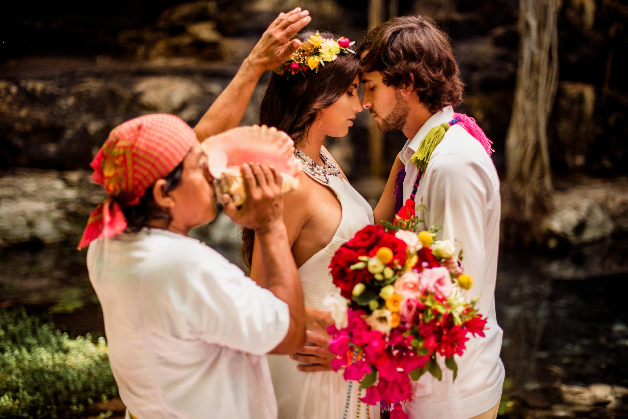 """Yucatán, """"Mejor destino de bodas"""" de los Travvy Awards"""