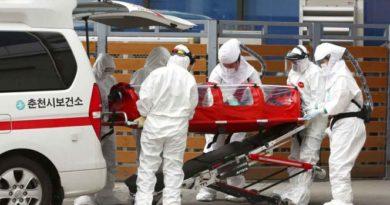 Epidemia de coronavirus supera  las 2 mil 450 muertes en China