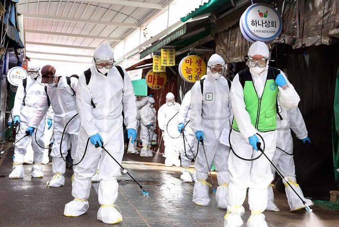 Teme OMS una pandemia  de coronavirus
