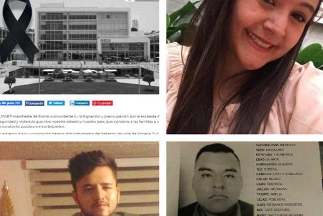 Matan a 3 estudiantes y a un  chofer de Uber en Puebla