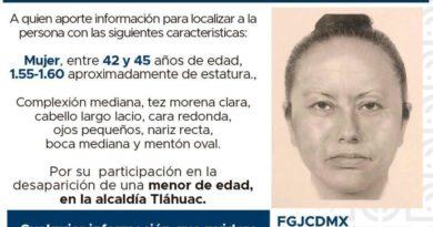 Identifican a la mujer que se llevó a Fátima