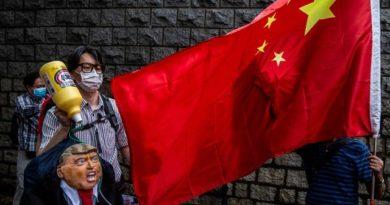 """Amenaza China a EU con un """"contraataque"""" por restricciones de Trump"""
