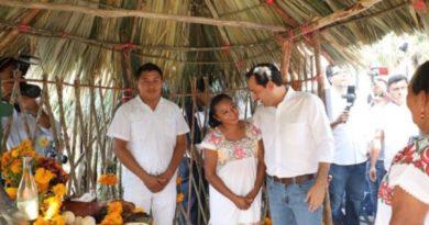 Se suspenden la Gran Muestra de Altares del Hanal Pixán y la Feria X'matkuil por pandemia