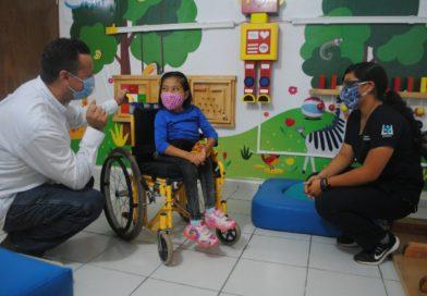 Yucatán trabaja con fuerza por la inclusión de personas con discapacidad