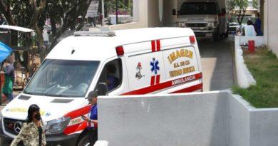 México supera las 211 mil muertes por covid-19