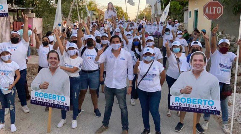 """Roberto Rodríguez """"El Gemelo"""" se compromete con la salud de los izamaleños"""