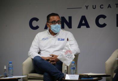 Seré un aliado de la industria yucateca: Víctor Hugo Lozano
