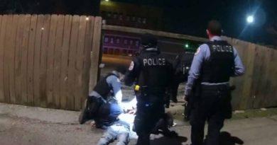 Difunden video de niño latino baleado por policías de Chicago