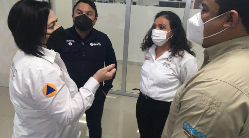 Se reúne Procivy con autoridades del ramo de Campeche y Quintana Roo